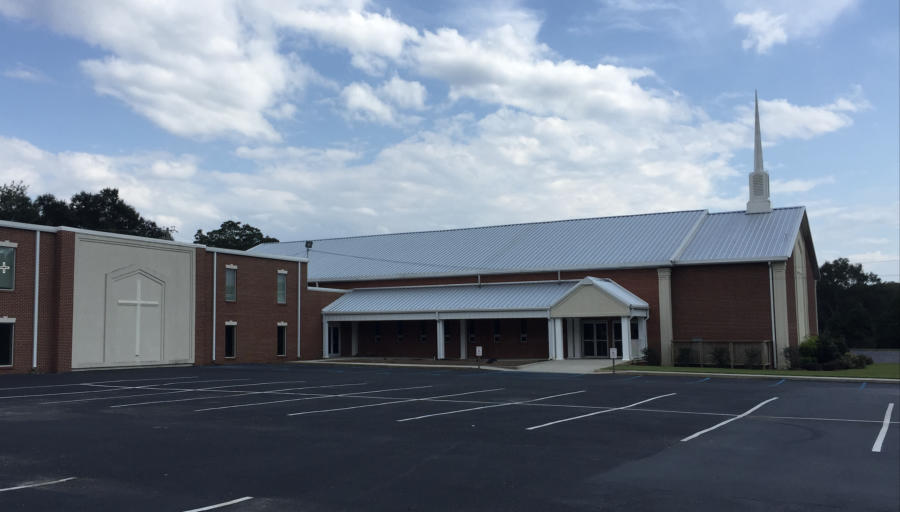 Commercial Painting For Mobile Alabama